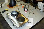 Regulador de temperatura infrarrojos para SMD sartén reflujo