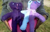 Un oso o una marioneta