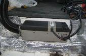 Limpieza y mantenimiento a Webasto Air Top 2000 D