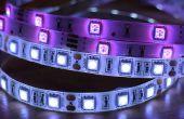 Introducción a las tiras de LED