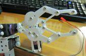 Mi séptimo proyecto: Conjunto de brazo de Robot