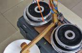 Construir un medidor de empuje Motor/hélice simple de RC