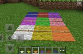Cómo hacer un piso fresco en Minecraft