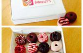 BRICOLAJE fácil Dunkin Donuts encantos
