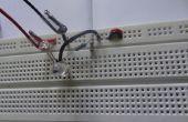 Calle circuito de luz con LDR