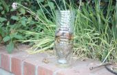 Sencillo filtro de agua de una botella de agua