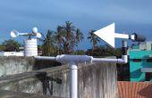 Independiente DIY estación meteorológica con Arduino
