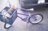 Bicicleta houlder para cosas