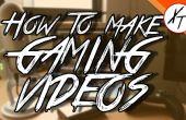 Cómo hacer Videos de juegos