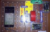 Amplificador de Audio SNAPCIRCUITS