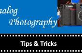 Cómo mejorar tus habilidades de fotografía analógica