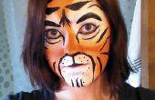 Gente de pintura: Tiger