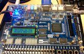 """""""Serpiente"""" en una FPGA"""