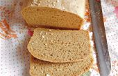 Pan de harina de avena de la abuela