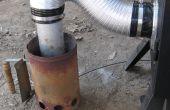 Generador de humo frío homebrew
