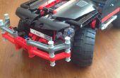 LEGO Technic saber camino personalizable piezas del carro de