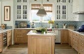 Consigue el Look por menos: Cocina de la casa de la playa