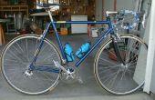 Bicicleta de carretera personalizados hechos a mano