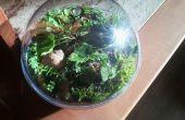 Espacio-orbe-jardín portátil