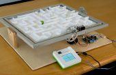 Utilizar sensores y actuadores para hacer un laberinto laberinto mecánico