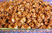 Cáñamo semillas de maíz de caramelo