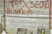 Cómo construir un búnker secreto Super superior debajo de su casa.  El preludio...