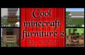 Enfriar los muebles Minecraft 2