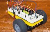 Luz de Arduino fácil tras Robot