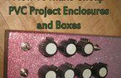 Cómo hacer barato PVC proyecto cajas y cajas de