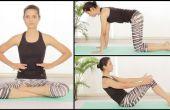 Cómo hacer ejercicios de PILATES en casa