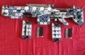 REMPAR-1 Presentación (revista extraíble bomba Rifle marca 1)