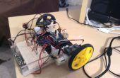 Robot de movimientos controlados a mano
