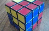 Cómo resolver un cubo de Rubiks