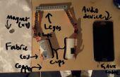 Gana por Chris y Mohsen: auriculares DIY (hecho de ladrillos de lego)