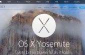 Cómo actualizar a Yosemite de Mac OS X, Mountain Lion, Snow Leopard o Mavericks
