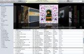 ¿Cómo agregar arte a una pista de iTunes?