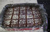 No hornear pastel de Ganache de Chocolate