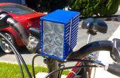 Linterna de bicicleta kilo-Lumen