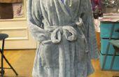 Personalizado caseros con capucha bata ~ regalo para hija