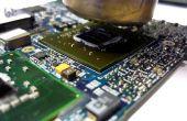 Cómo solucionar la congelación del choque de juego/BSOD para nvidia GT540m