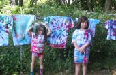 Tie-Dye con The Kids