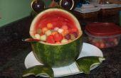 Froggie ensalada de fruta