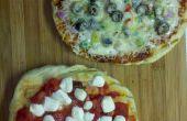 Delicioso a la parrilla Pizza