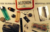 El Kit de supervivencia de Altoids Ultimate