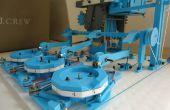 Impresos 3D de Chris, completamente computadora mecánica