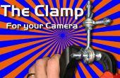 Abrazadera de cámara tres ejes DIY