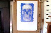 Máquina de dibujo de Polargraph