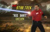 "¿Traje de ""Camisas rojas"" de Star Trek fácil"