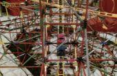 Knex Micro Coaster: Temple Run