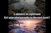Obtén tus fotos de impresionante bueno en 5 minutos!